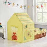 [casa.pro]® Detský stan - domček s dvorom - AAST-4506