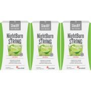 SlimJOY Brucia grassi NightBurn STRONG 2+1 GRATIS. Al gusto di limetta. 3x 10 bustine
