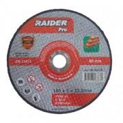 Диск за неметал ф180х3х22.2мм - Raider