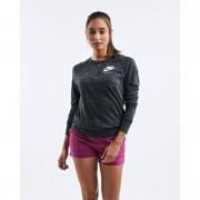 Nike Sportswear Gym Vintage Crew Longsleeve Shirt - Dames