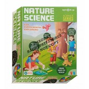 Nature Science Kit Science Series Learning and Educational game Children will learn all about navigation by investigating maps.
