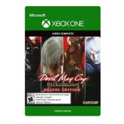 Xbox devil may cry hd collection & 4se pack xbox one