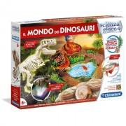 Clementoni scienza e gioco il mondo dei dinosauri 19059