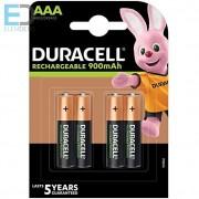 Duracell Recharge Ultra AAA akku 850 mAh Ready to use Precharged