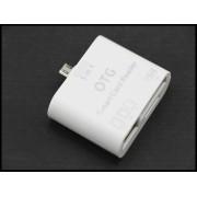 Micro USB OTG Connection Kit Samsung Galaxy j2 2017   5-in-1 Reader