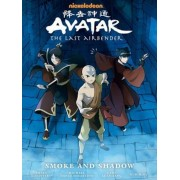Avatar: The Last Airbender: Smoke and Shadow, Hardcover