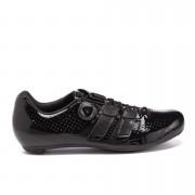Giro Factor Techlace Road Cycling Shoes - Black - EU 43.5/UK 9 - Black
