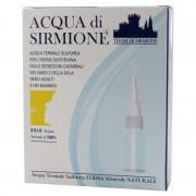 Acqua Sirmione Minerale Naturale 15ml 6 Flaconcini