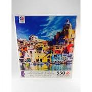 Ceaco Around the World Puzzle Procida Italy 550 Pieces
