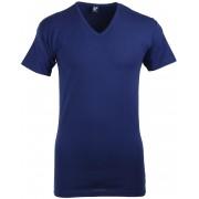 Alan Red Oklahoma Stretch T-Shirt V-Hals Marineblau - Blau XXL