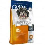 Happy Dog Supreme Fit & Well 4kg Fit & Well Adult Mini Happy Dog Supreme Fit & Well Hundfoder