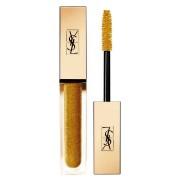 Yves Saint Laurent Mascara Vinyl Couture 08 Top Coat Gold Sparkle