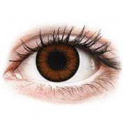 Maxvue Vision Lentes de Contacto BigEyes Pretty Hazel com correcção- ColourVUE
