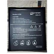 100 Original A290 Battery For Micromax Canvas Knight A290 2300mah Canvas K