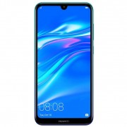 Huawei Y7 (2019, 32GB, Dual Sim Blue, Local Stock)