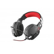 Trust Gaming GXT 322 Carus Headset crni