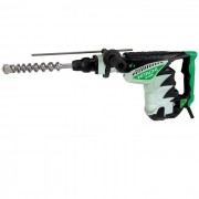 Perforateur burineur SDS-Max 8Kg 1200W 15.5J Ø de perçage béton 45mm HITACHI DH 45MR