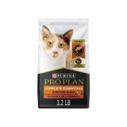 Purina Pro Plan Savor Adult Shredded Blend Salmon & Rice Formula Dry Cat Food, 3.2-lb bag