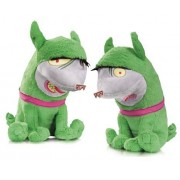 DC Super Pets Crackers and Giggles Plush Set