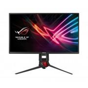 """ASUS XG258Q 24.5"""" Full HD TN Black, Red Flat computer monitor"""