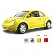 Bburago modellino 18-22029, vw new beetle scala 1:24 assortiti (no scelta)