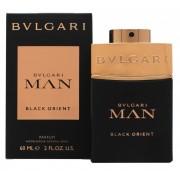 Bulgari man black orient 60 ml edp eau de parfum profumo uomo bvlgari