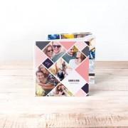 smartphoto Fotobuch Large Quadrat - Hardcover Leinen