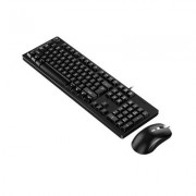 Tactus Keyboard and Mouse - Black
