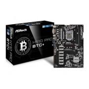 ASRock Placa Base ASROCK H110 Pro BTC+