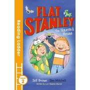 Flat Stanley and the Haunted House, Paperback/Jeff Brown
