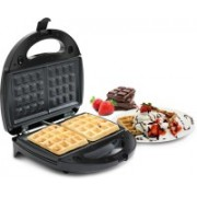 Russell Hobbs RST750M3 Waffle, Toast, Grill(Black)