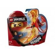 Lego Klocki konstrukcyjne LEGO Ninjago Kai Smoczy Mistrz 70647