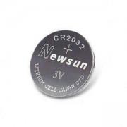 Батерия литиева CR-1632 3V NEWSUN, 20 бр. в опаковка BULK, BAT-NEWSUN-CR-1632