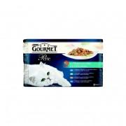 Gourmet Perle 4 pack visdelicatesse 4 x 85 gr.