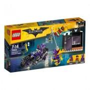 Lego Batman Movie Catwoman: Catcycle-Verfolgungsjagd