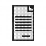 Prozis Notebook Pixit - Letter