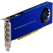 VGA AMD Radeon Pro WX 4100, AMD WX4100, 4GB, do 1170MHz, mDP 4x, 12mj (100-506008)