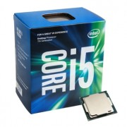 Procesor Intel Core i5-7400 Kaby Lake, 3.0GHz, socket 1151, Box, BX80677I57400