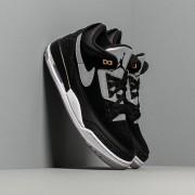 Air Jordan 3 Retro Th Black/ Cement Grey-Metallic Gold