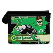 Green Lantern Messenger Bag, Messenger Shoulder Bag