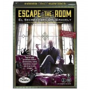 Escape The Room El Secreto del Doctor. Gravely - ThinkFun Juegos de Mesa