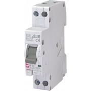 Siguranta automata diferentiala RCBO KZS-1M 1p+N A B13/10mA 6kA ETI