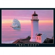 Fort Canby Park Washington Jigsaw Puzzle 1000pc