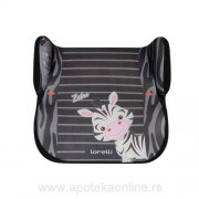 Lorelli/Bertoni Auto sedište TOPO COMFORT 15-36 ANIMALS-Zebre (10070990007)