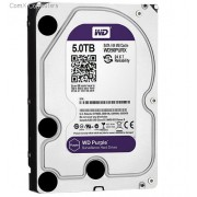 Western Digital Purple WD50PURX 5Tb SATA3(6GB/s) 64mb cache Internal Hard Drive