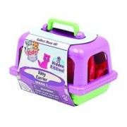 NEW! Kitty in my Pocket Series 3 Carrier! Two Mystery Kitties (Purple and Green)