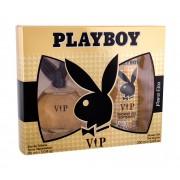 Playboy Vip For Her 90Ml Edt 90 Ml + Shower Gel 250 Ml Per Donna (Eau De Toilette)