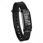 Смарт фитнес гривна Q-Band Q69HR, Цветен дисплей, Bluetooth V4.0, QBANDQ69HR