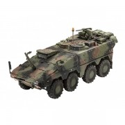 REVELL Model Set transportor GTK Boxer Command Post NL