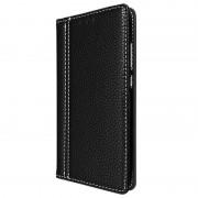 Huawei Nova Plus, G9 Plus Star-Case Classic Soft Book Case - Black